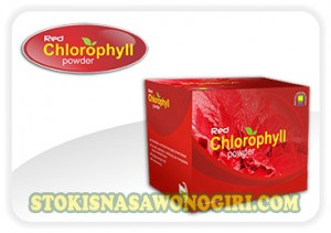 red chlorophyll