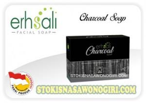 erhsali charcoal soap