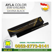ayla color stay eyeliner daavina black