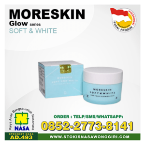 moreskin soft & white