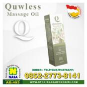 quwless massage oil