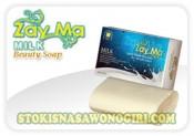 zayma milk beauty soap