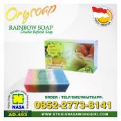 orysoap rainbow soap