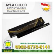 ayla color stay eyeliner daavina black