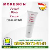 moreskin facial wash cream