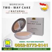 moreskin two way cake natural